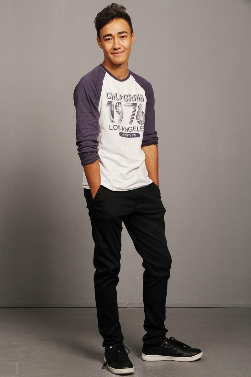 Ian Kaif Height 178cm Yob 2000 2 Malaysia Top Modeling Agency